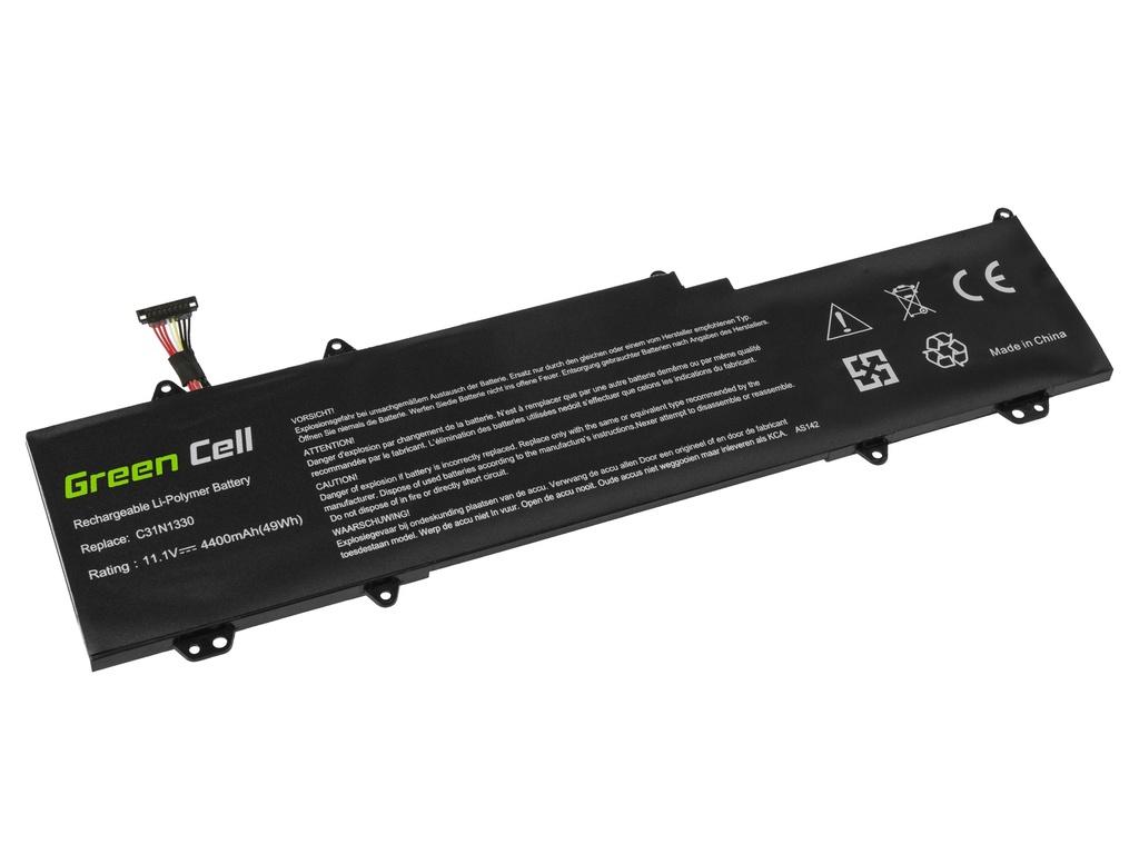 Green Cell Battery C31N1330 for Asus ZenBook UX32L UX32LA UX32LN
