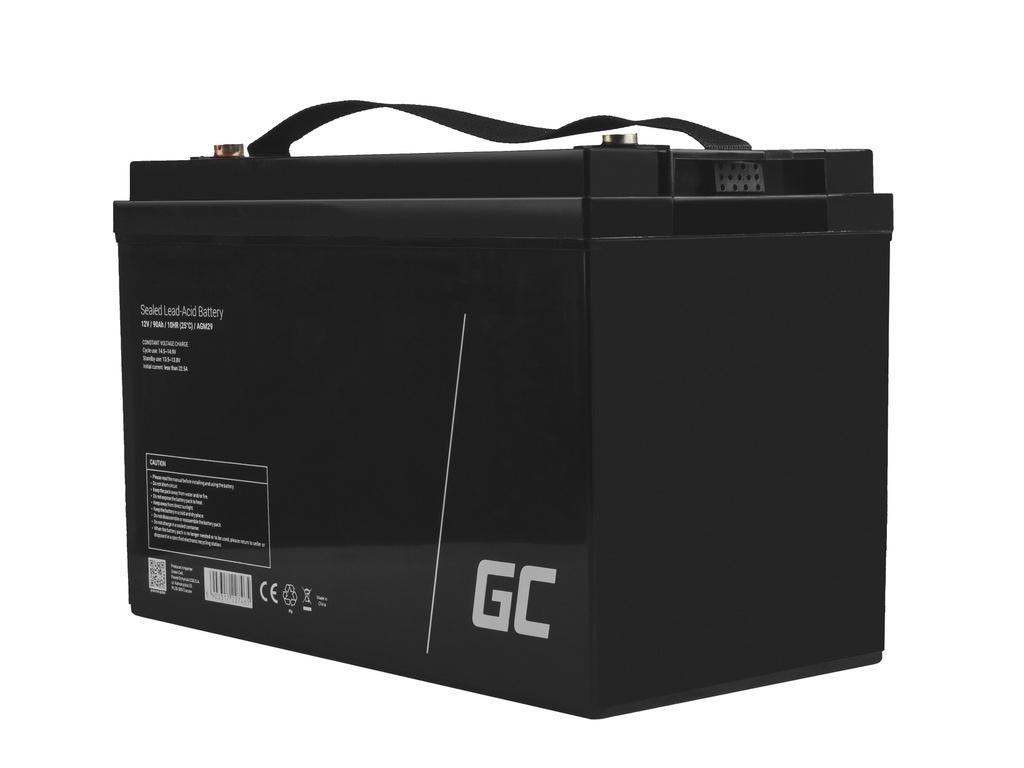 Akumulator AGM Green Cell 12V 90Ah