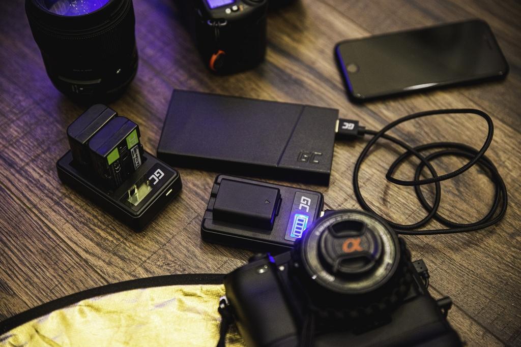 Battery Green Cell ® BLM-1 BLM1 for cameras Olympus CAMEDIA C-7070, E-300,volt E-500 7.4V 1700mAh