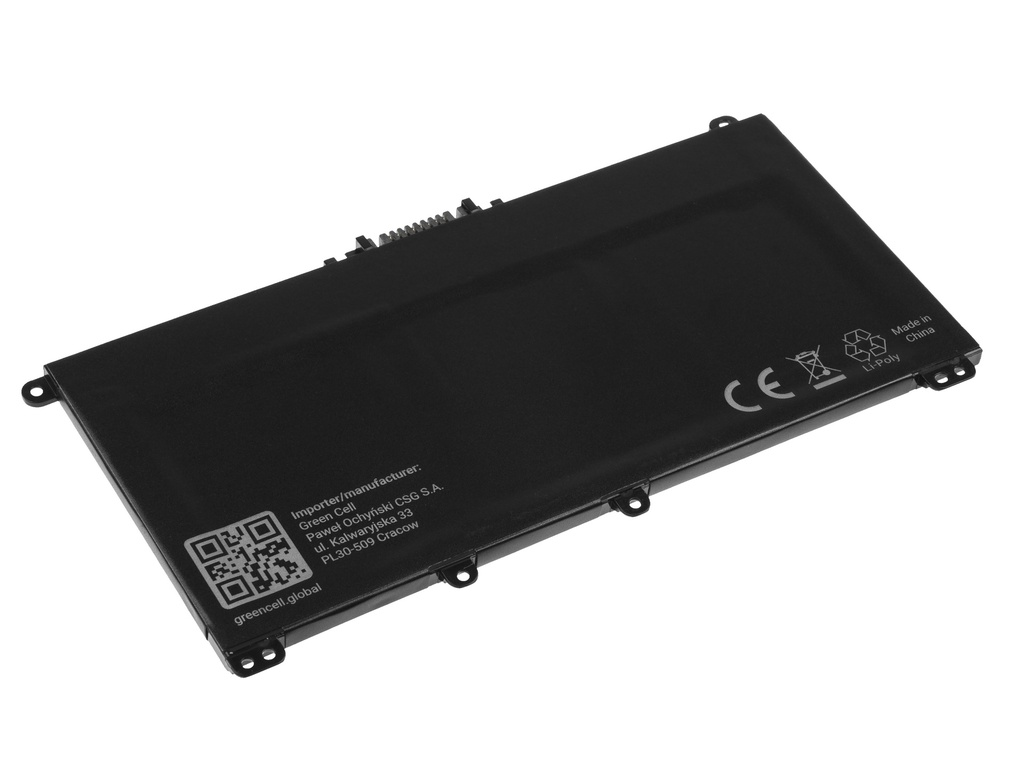 Laptop Battery Green Cell HT03XL for HP 240 G7 245 G7 250 G7 255 G7, HP 14 15 17, HP Pavilion 14 15
