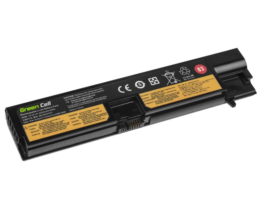 Laptop Battery Green Cell for Lenovo ThinkPad E570 E570c E575