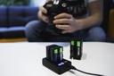 Battery Green Cell® 361-00087-00 010-12389-15 for cameras Garmin Virb Ultra 30 3.7V 1000mAh