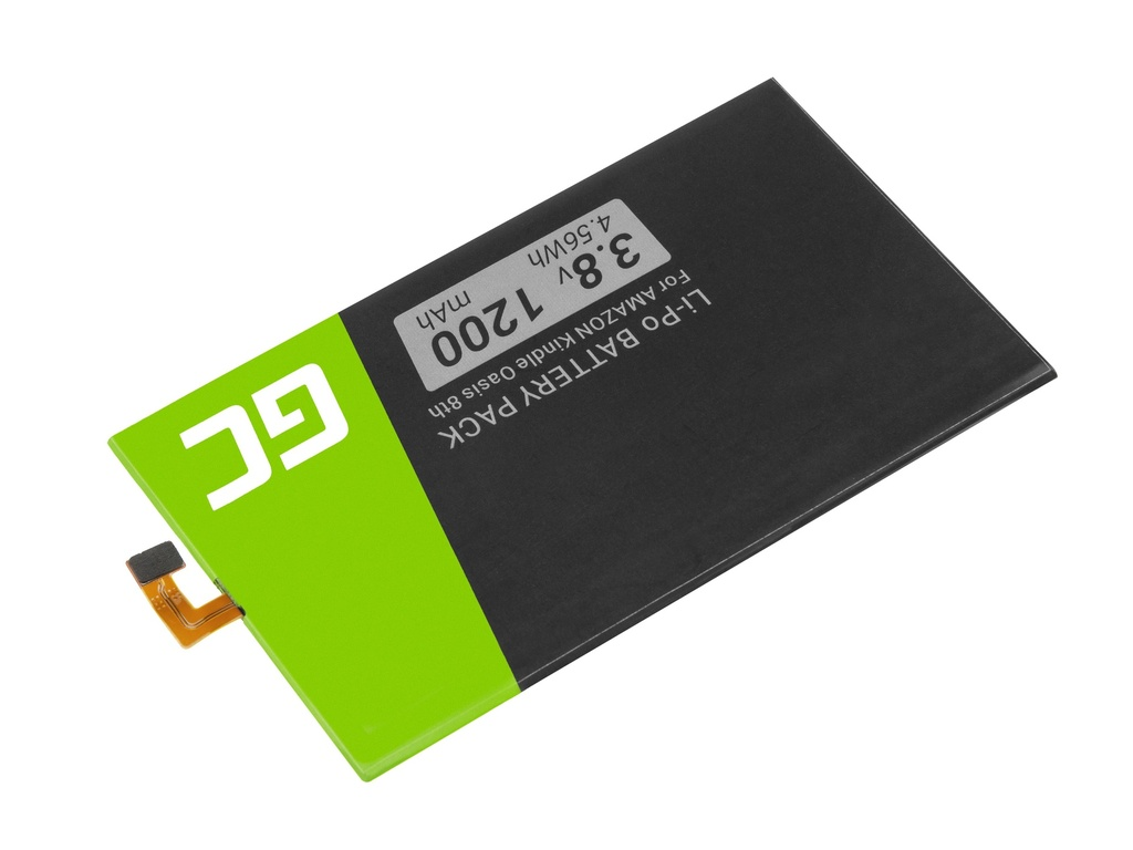 Battery Green Cell® 58-000124 for Amazon Kindle Oasis 8th