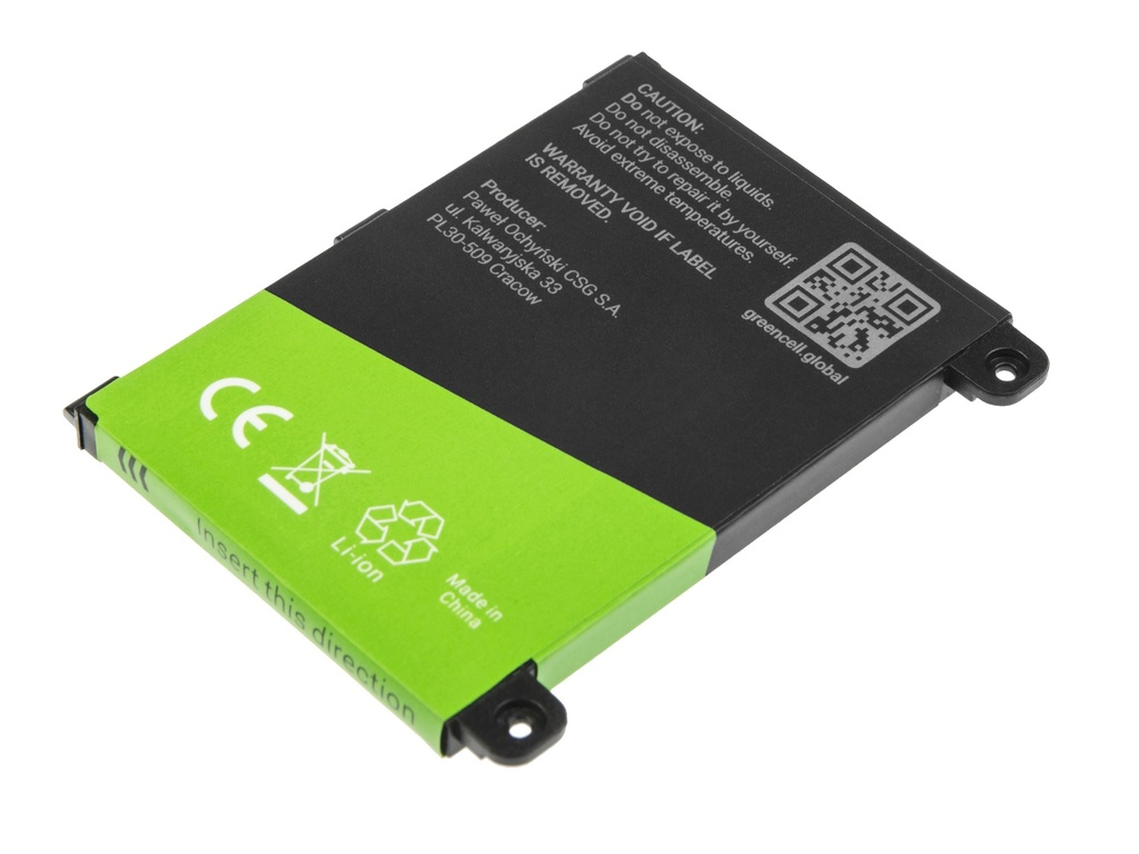Battery Green Cell® 170-1012-00 for Amazon Kindle 2, Kindle DX