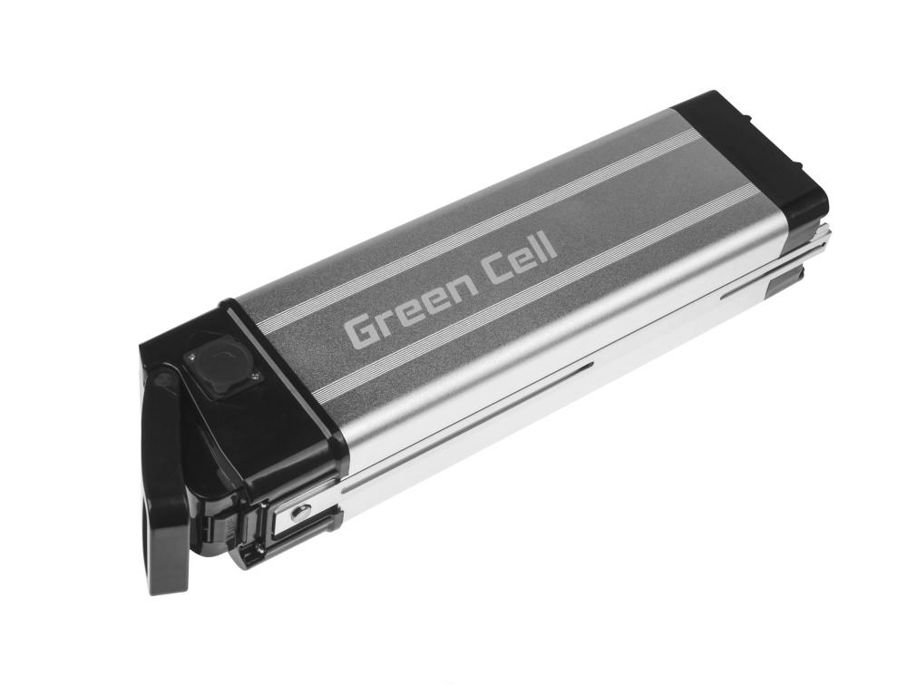 Battery Green Cell Silverfish 36V 14.5Ah 522Wh for E-Bike Pedelec