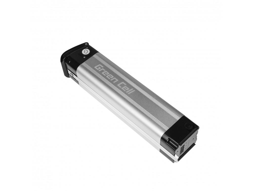 Battery Green Cell 36V 12Ah 432Wh Rear Rack for E-Bike Pedelec