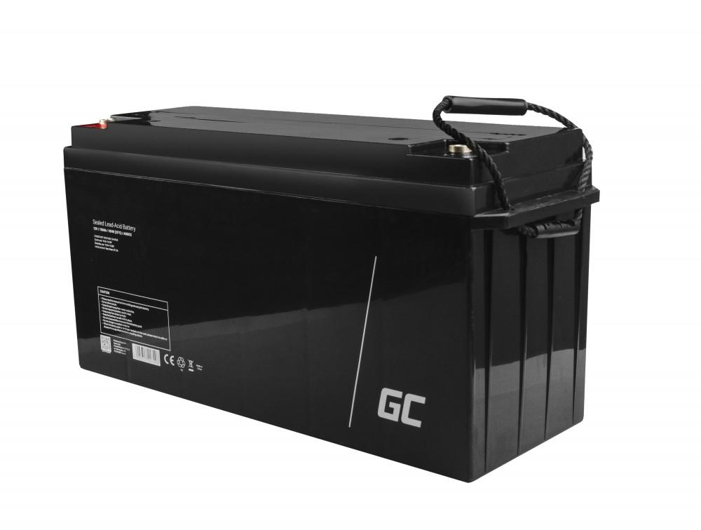 Akumulator bezobsługowy AGM VRLA Green Cell 12V 150Ah do łodzi i instalacji fotowoltaicznych