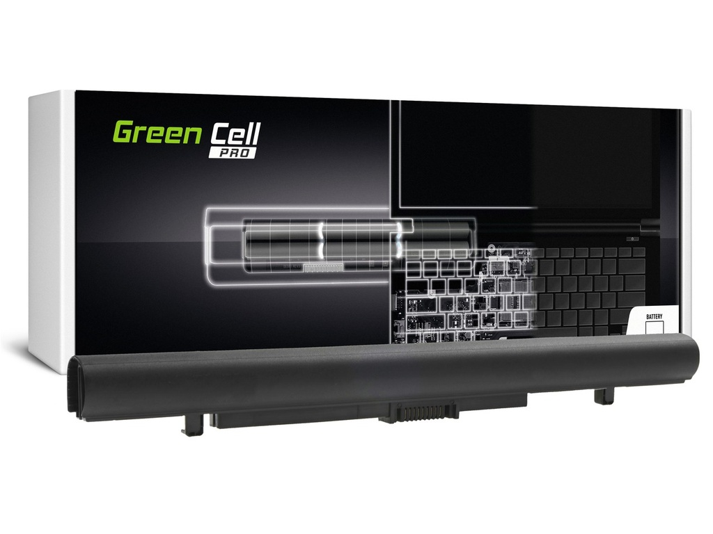 Battery Green Cell PRO PA5212U-1BRS for Toshiba Satellite Pro A30-C A40-C A50-C R50-B R50-C Tecra A50-C Z50-C