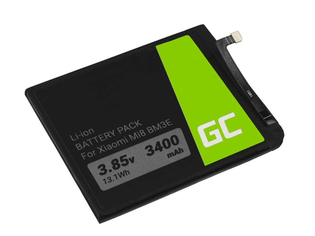Battery Green Cell BM3E for Xiaomi Mi 8