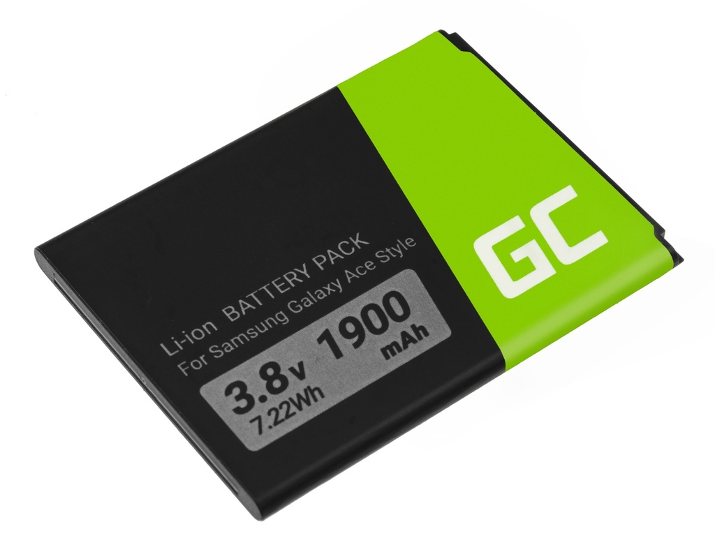 Battery Green Cell EB-BG357BBE for Samsung Galaxy Ace 4