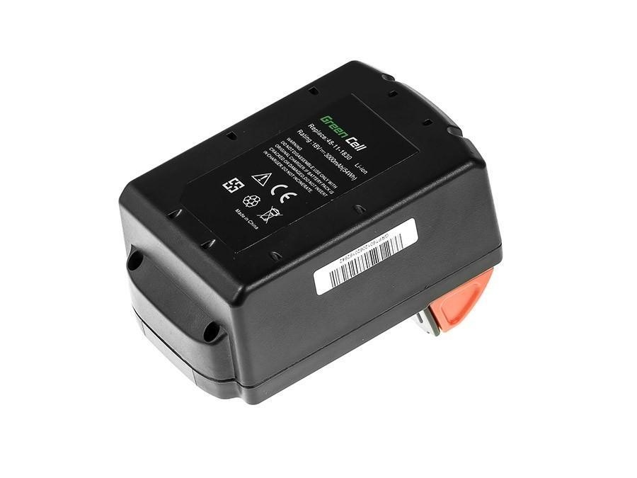 Power Tools Battery 48-11-1830 for Milwaukee C18 M18 18V 3000mAh