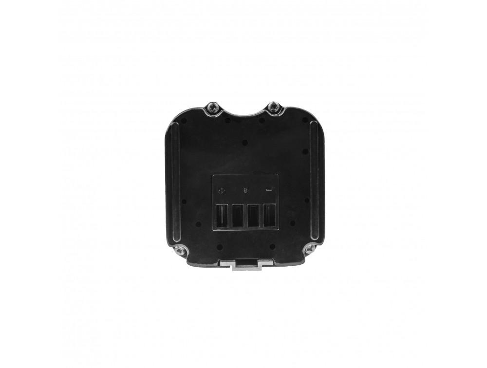 Battery Green Cell Silverfish 24V 8.8Ah 211Wh for E-Bike Pedelec