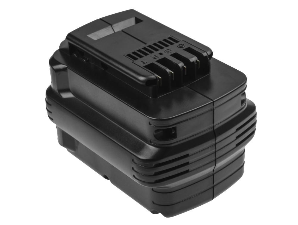 Battery (3Ah 24V) DE0240 DE0241 DE0243 Green Cell for DeWalt DC222KA DC223KA DC224KA DW006 DW008 DW017