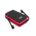 Back up baterija Ebai Q8 micro/mini USB/iPhone 11200mAh pink