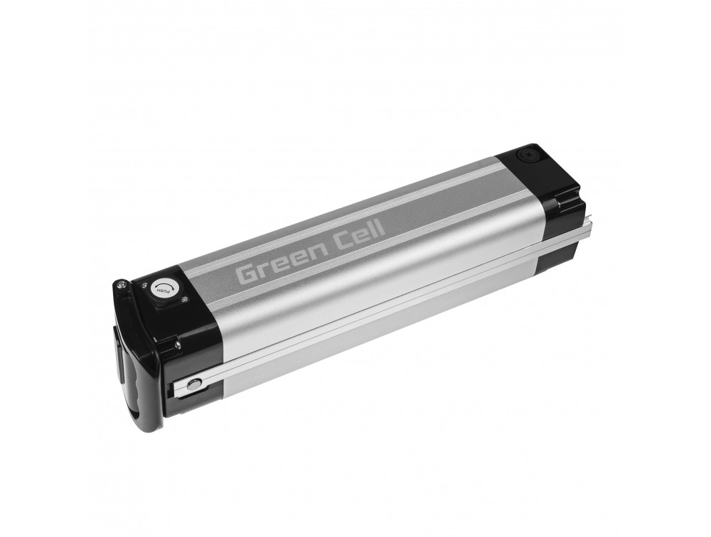 Battery Green Cell Silverfish 24V 10.4Ah 250Wh for E-Bike Pedelec
