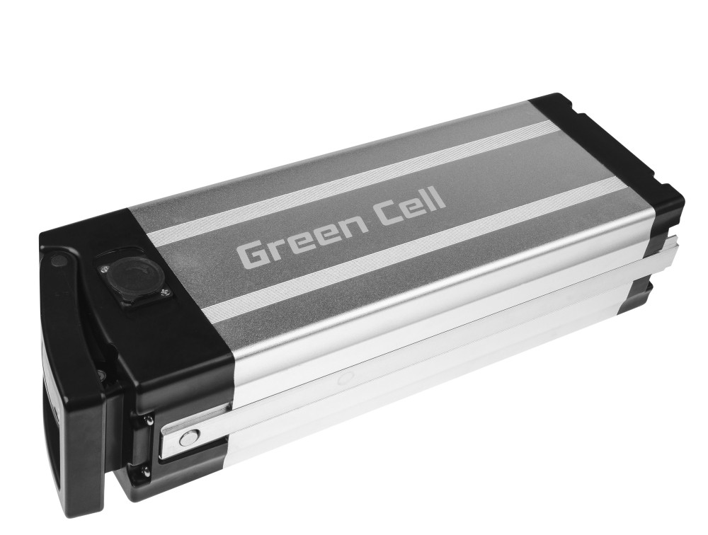 Battery Green Cell Silverfish 48V 17.4Ah 835Wh for E-Bike Pedelec