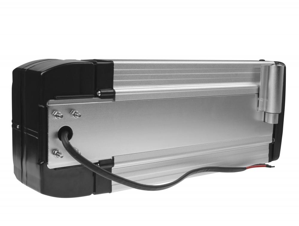 Battery Green Cell Rear Rack 36V 8.8Ah 317Wh for E-Bike Pedelec