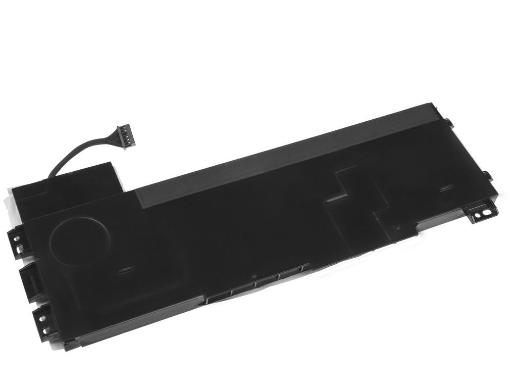 Green Cell Battery for HP ZBook 15 G3 G4 / 11,4V 7700mAh
