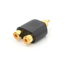 Adapter RCA M and 2RCA Z HWD-AD34