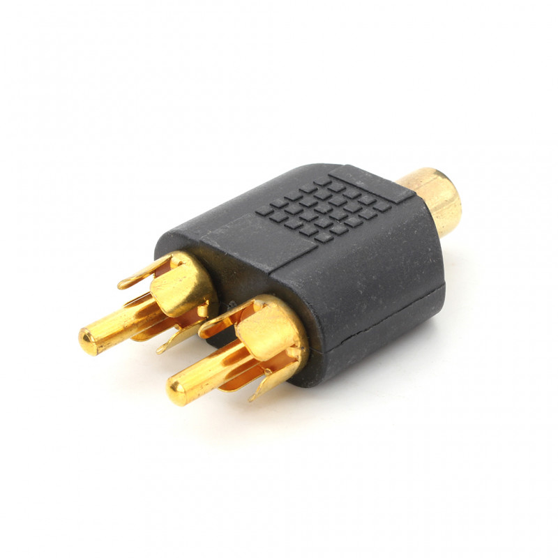 Adapter RCA Z na 2RCA M JWD-AD33