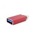 Adapter USB 3.0 Z na TYPE C M JWD-AD76 crveni