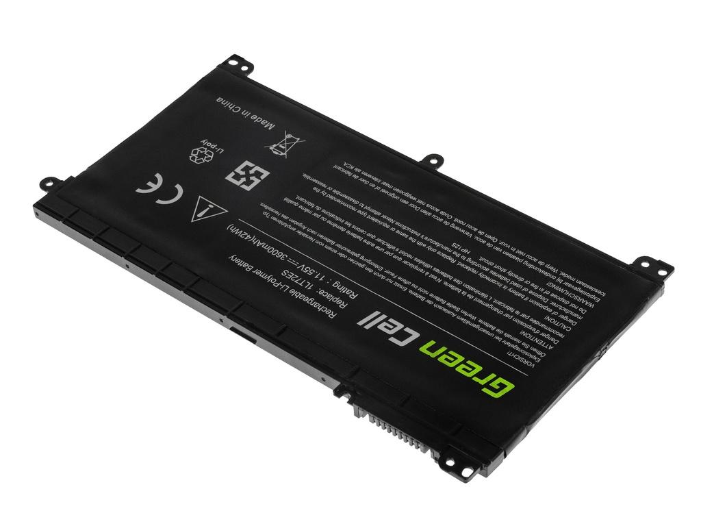 Green Cell Battery for HP Omen 15-AX HP Pavilion x360 11-U / 11,55V 3600mAh