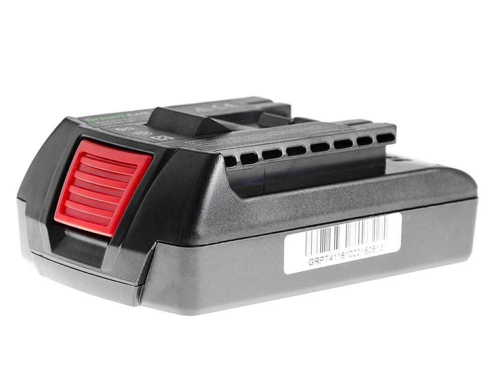 Power Tools Battery BAT609 BAT618 BAT620 for BOSCH 17618 GDS 18 V-LI HT