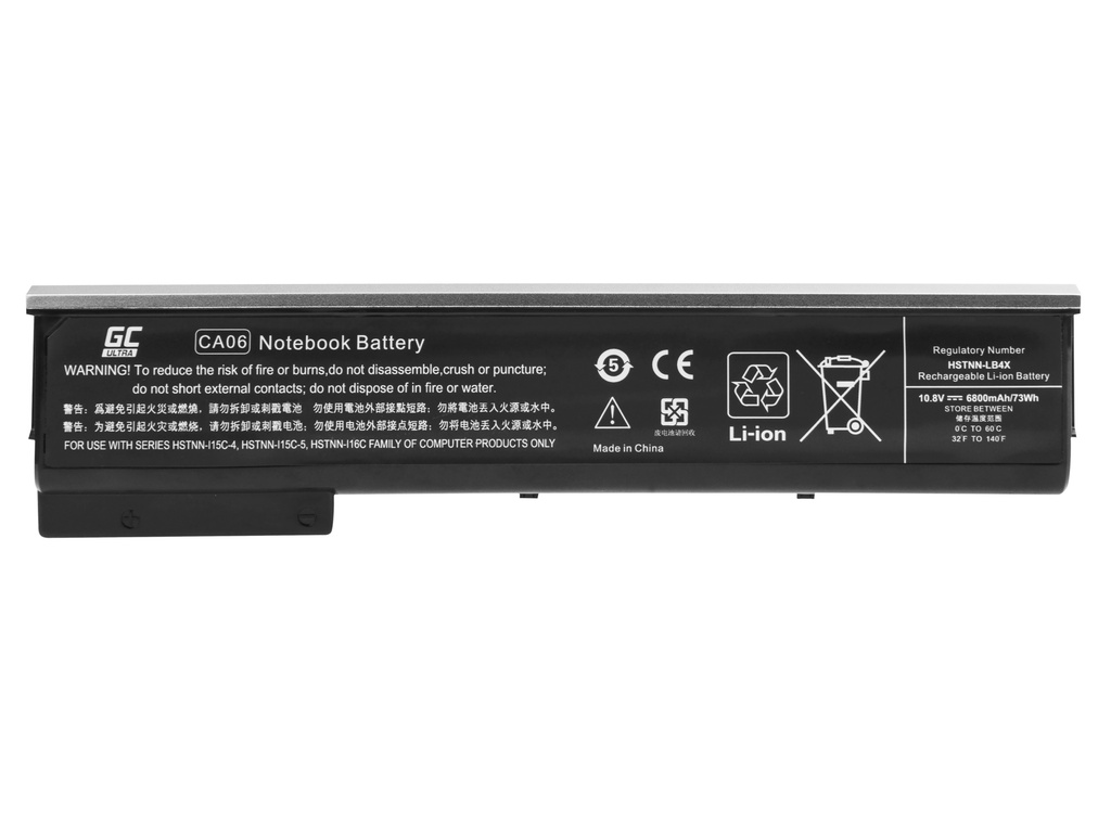 Laptop Battery Green Cell PRO CA06 CA06XL for HP ProBook 640 645 650 655 G1