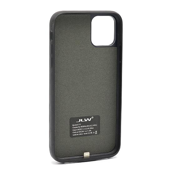 Baterija Back up za Iphone 11 (6000mAh) crna