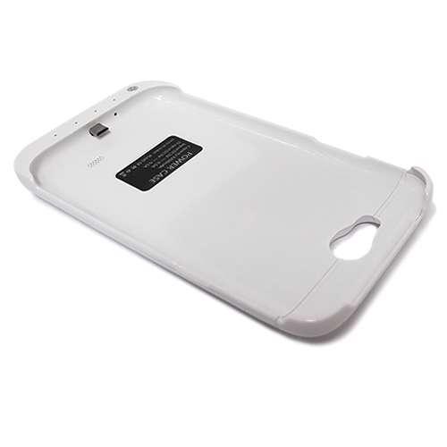 Baterija Back up za Samsung N7100 Galaxy Note 2 (3200mAh) bela