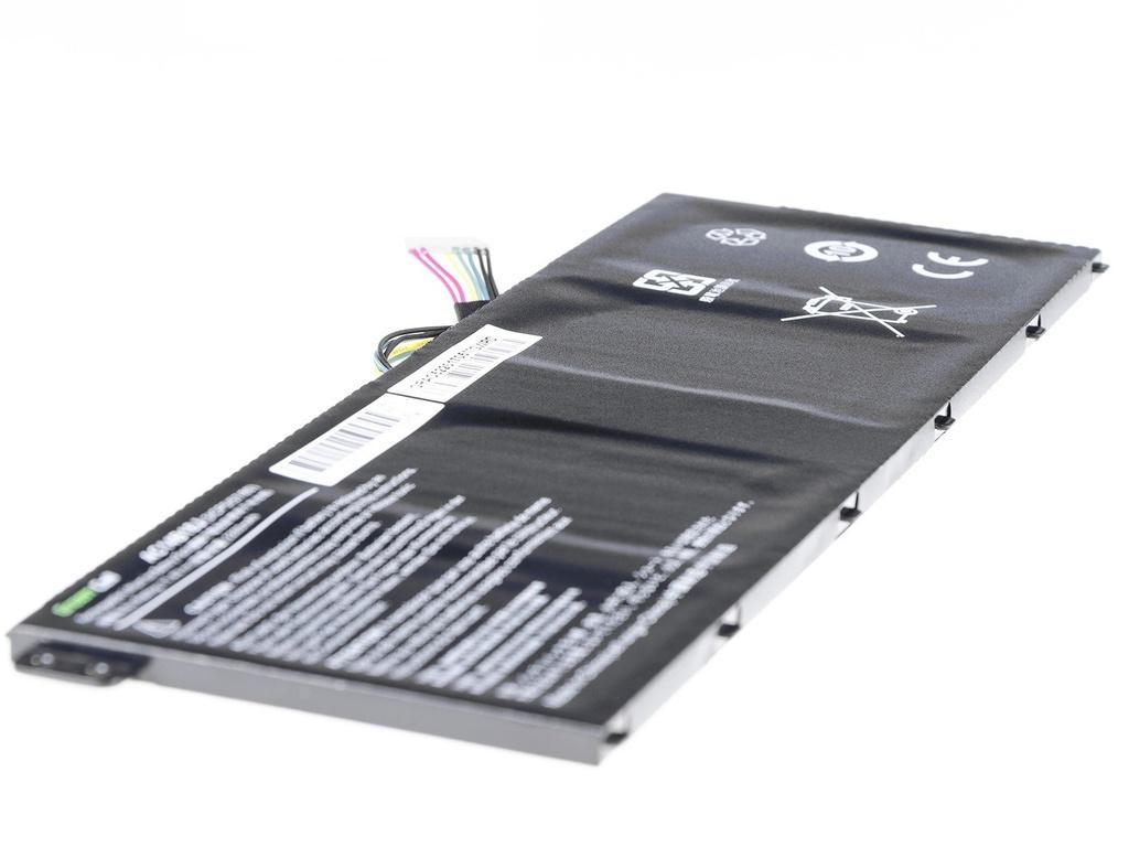 Green Cell Battery for Acer Aspire E 11 ES1-111M ES1-131 E 15 ES1-512 / 11,4V 2100mAh
