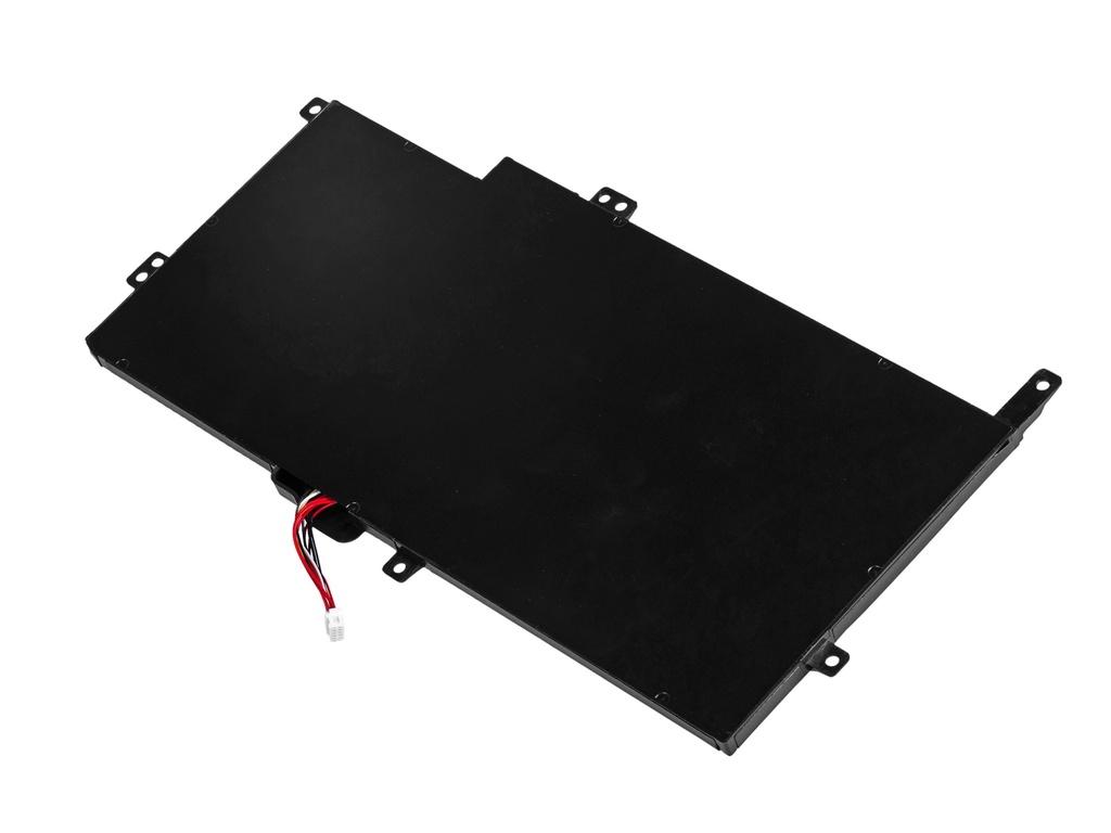 Green Cell Battery for HP Envy 6 6T 6Z / 14,4V 4000mAh