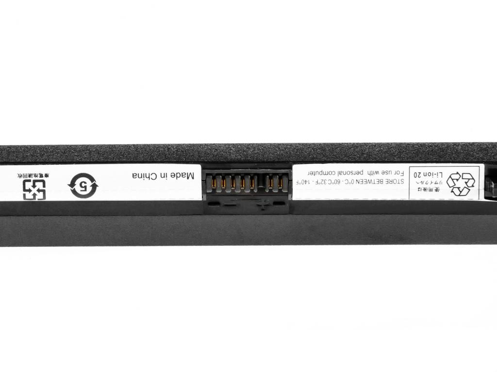Green Cell Battery for Lenovo IdeaPad S500 Flex 14 14D 15 15D / 14,4V 2200mAh