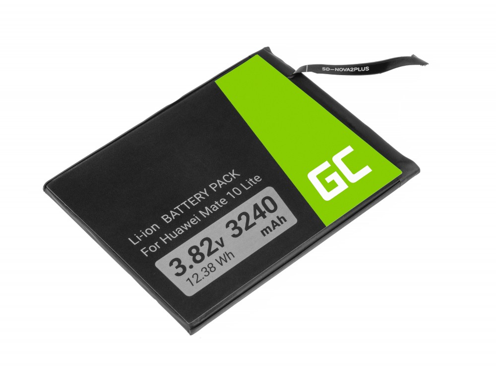 Battery Green Cell HB356687ECW for Huawei Mate 10 Lite