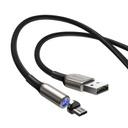 Baseus Zinc micro USB magnetni kabl 2A 1m