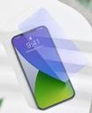 Baseus 2x 0,3 mm Anti Blue Light tempered glass iPhone 12 Pro / iPhone 12 Transparent (SGAPIPH61P-LF02)