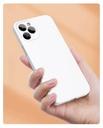 Baseus Liquid Silica Gel Case Flexible gel case iPhone 12 Pro Max Dark green (WIAPIPH67N-YT6A)