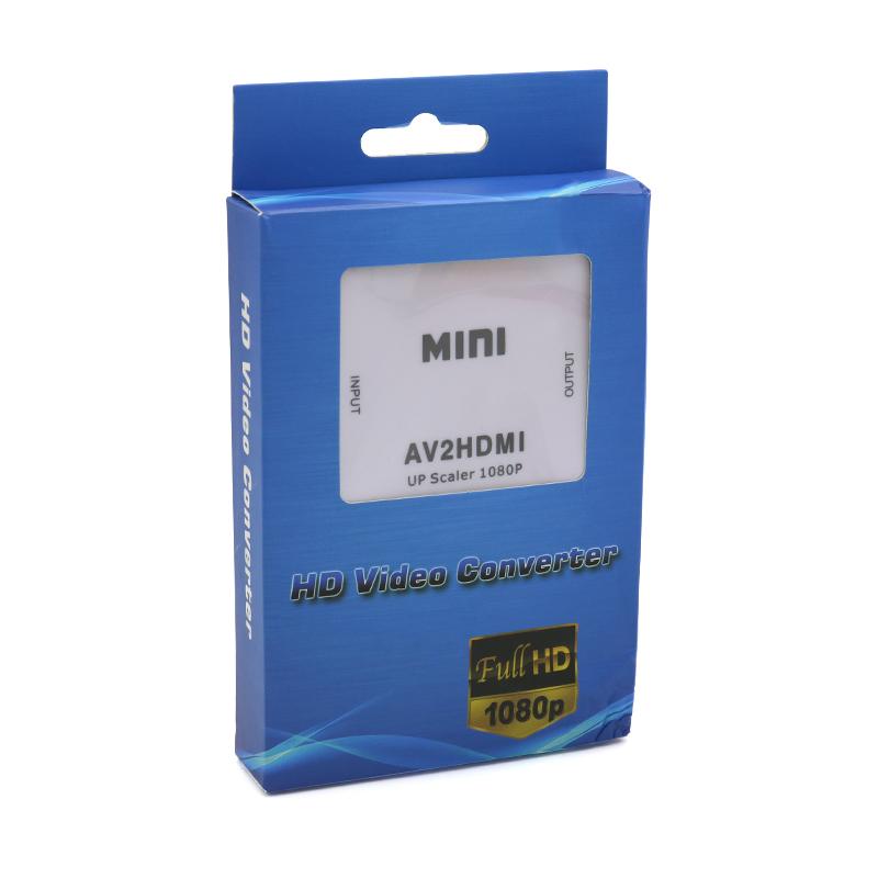 Adapter AV to HDMI beli MINI