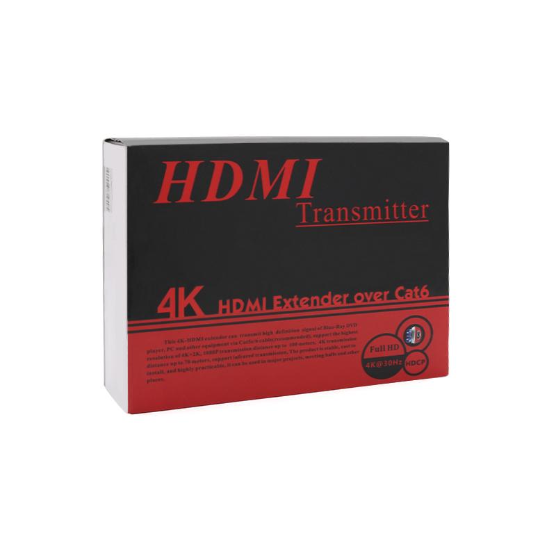 HDMI extender adapter 100m 4k