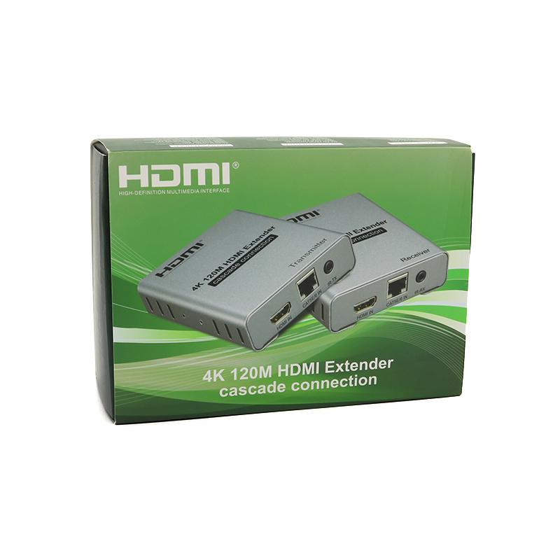 HDMI extender adapter 120m 4k