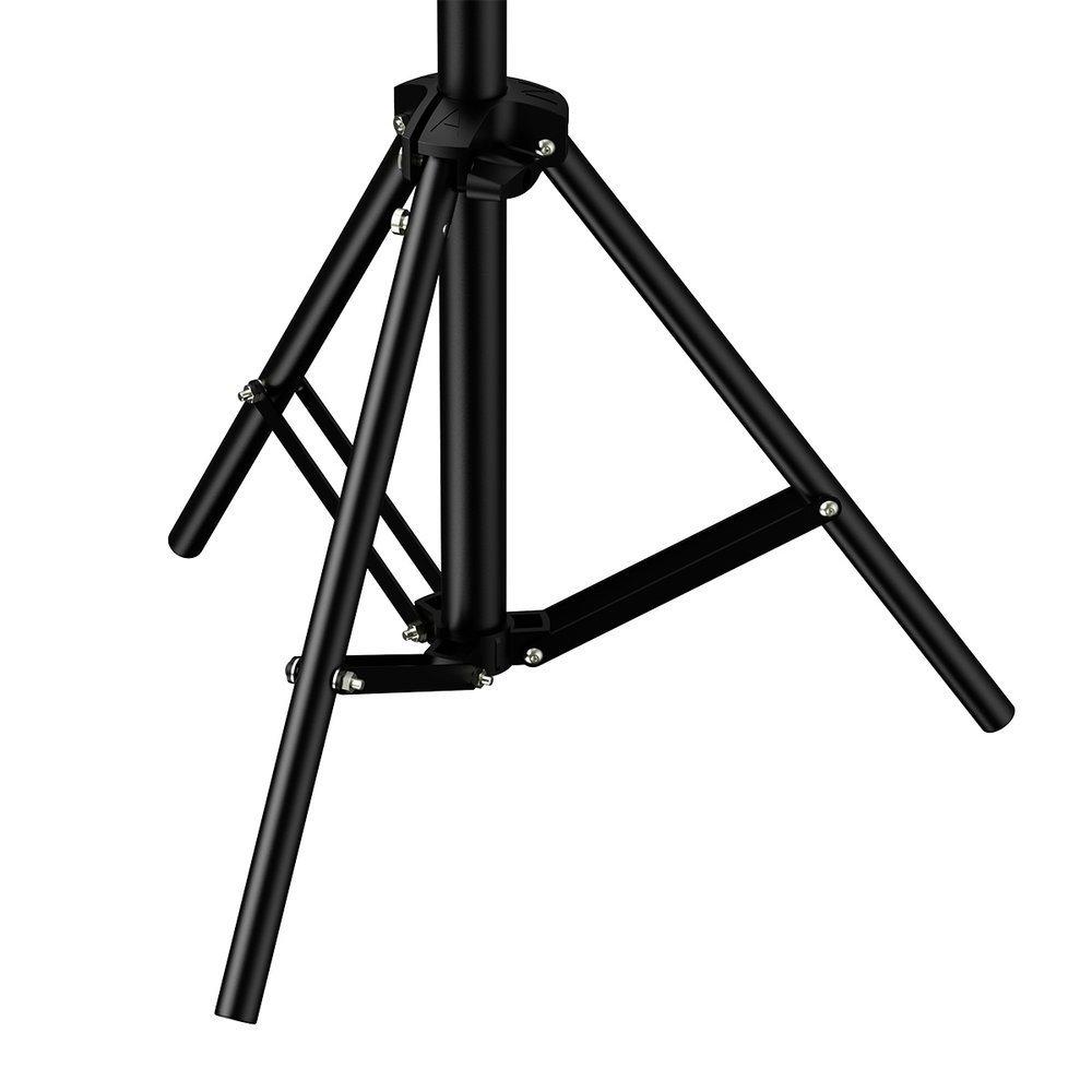 Baseus photographic lighting tripod for gimbal black