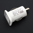 Car charger for APPLE 5V 3.1A white