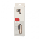 Adapter za slušalice i punjenje IP-16 iPhone lightning zlatni