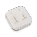 Adapter za slušalice iP-11 iPhone lightning na 3.5mm crni