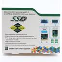 Adapter m.2 SSD na USB plavi