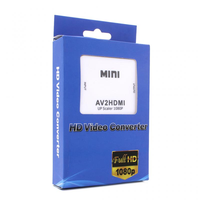 Adapter Box AV na HDMI JWD-H6