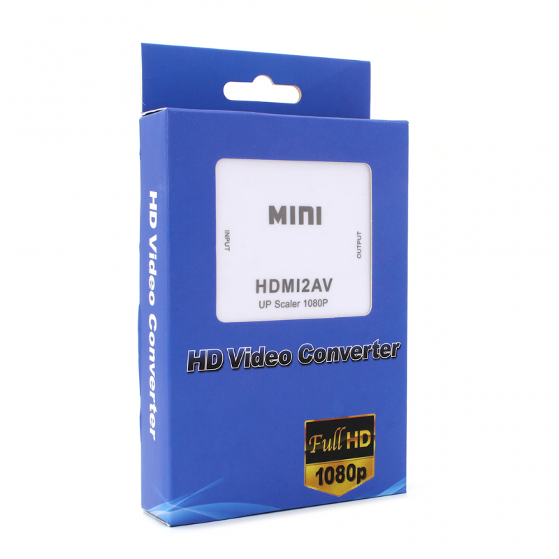 Adapter Box HDMI na AV JWD-H7