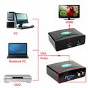Adapter Box VGA na HDMI JWD-H1