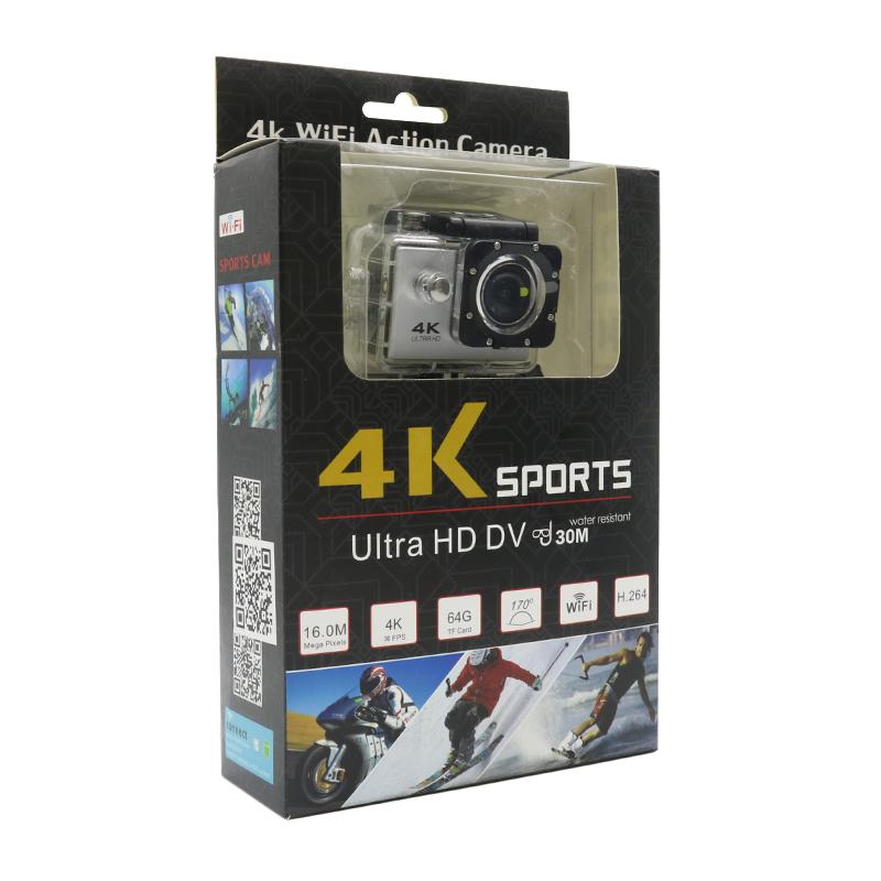 ACTION kamera Comicell wireless F60C siva