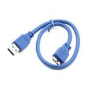 Adapter m.2 SSD na USB crni